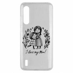 Чохол для Xiaomi Mi9 Lite I love my mom