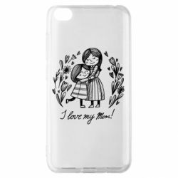 Чохол для Xiaomi Redmi Go I love my mom