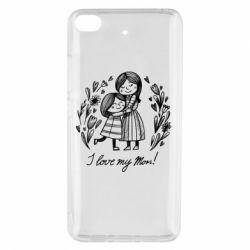 Чохол для Xiaomi Mi 5s I love my mom