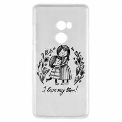 Чохол для Xiaomi Mi Mix 2 I love my mom