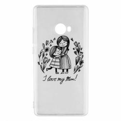 Чохол для Xiaomi Mi Note 2 I love my mom