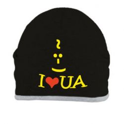 Шапка I love my UA