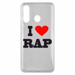 Чехол для Samsung M40 I love rap
