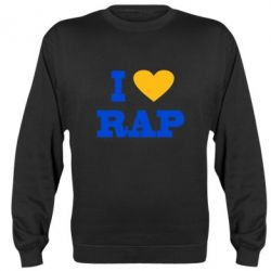 Реглан I love rap - FatLine