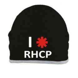 Шапка I love RHCP - FatLine