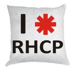 Подушка I love RHCP - FatLine