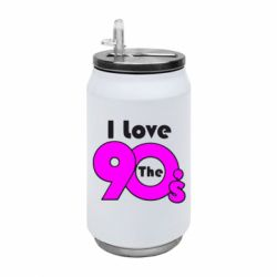 Термобанка 350ml I love the 90