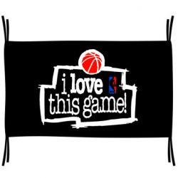 Прапор I love this Game