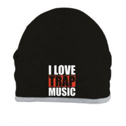 Шапка I love TRAP Music - FatLine