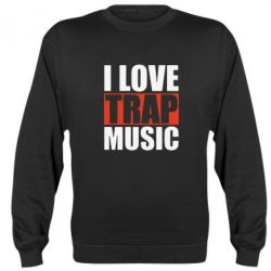 Реглан I love TRAP Music - FatLine