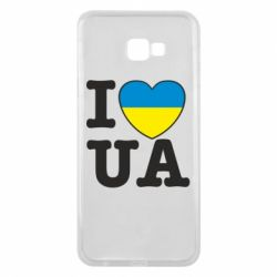 Чехол для Samsung J4 Plus 2018 I love UA