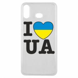 Чехол для Samsung A6s I love UA