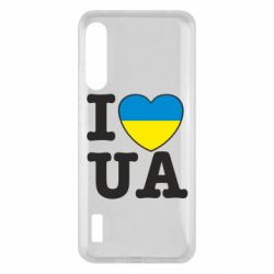 Чохол для Xiaomi Mi A3 I love UA