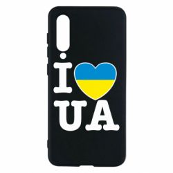Чехол для Xiaomi Mi9 SE I love UA