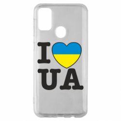 Чехол для Samsung M30s I love UA