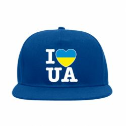Снепбек I love UA - FatLine