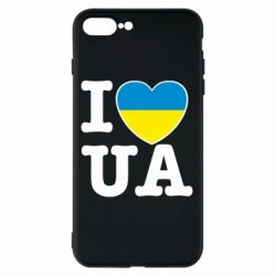Чехол для iPhone 7 Plus I love UA