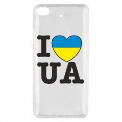 Чехол для Xiaomi Mi 5s I love UA