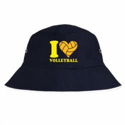 Панама I love volleyball