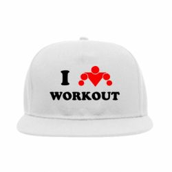 Снепбек I love workout - FatLine