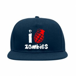 Снепбек I love zombies - FatLine