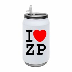 Термобанка 350ml I love ZP