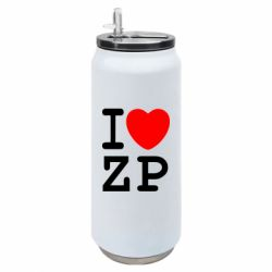 Термобанка 500ml I love ZP