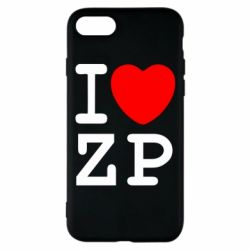 Чохол для iPhone 8 I love ZP