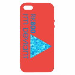 Чехол для iPhone5/5S/SE I'm a deviant Detroit: Become Human, FatLine  - купить со скидкой