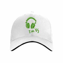 кепка I'm DJ