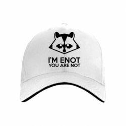 Кепка I'm ENOT - FatLine