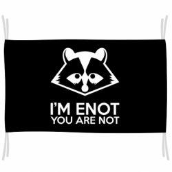 Флаг I'm ENOT