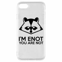 Чехол для iPhone 8 I'm ENOT