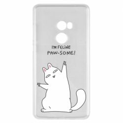 Чехол для Xiaomi Mi Mix 2 I'm feline paw some