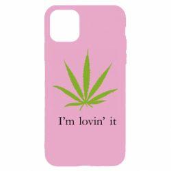 Чехол для iPhone 11 I'm lovin it!