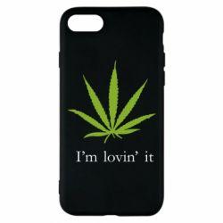 Чехол для iPhone 8 I'm lovin it!