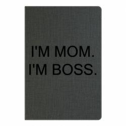 Блокнот А5 I'm mom. i'm boss.