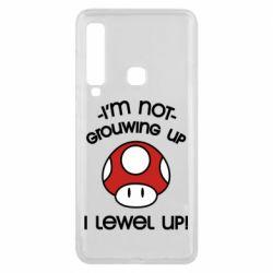 Чехол для Samsung A9 2018 I'm not growing up, i level up