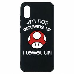 Чехол для Xiaomi Mi8 Pro I'm not growing up, i level up