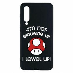Чехол для Xiaomi Mi9 SE I'm not growing up, i level up