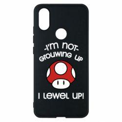 Чехол для Xiaomi Mi A2 I'm not growing up, i level up