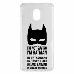 Чехол для Meizu M6 I'm not saying i'm batman - FatLine