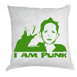Подушка I'm punk! - FatLine