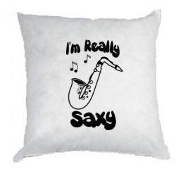 Подушка I'm really saxy - FatLine
