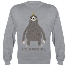 Реглан I'm special Sloth