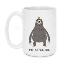 Кружка 420ml I'm special Sloth