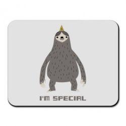 Коврик для мыши I'm special Sloth
