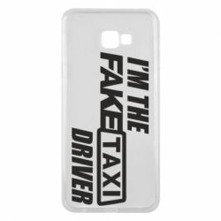 Чехол для Samsung J4 Plus 2018 I'm the Fake Taxi Driver