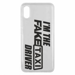 Чехол для Xiaomi Mi8 Pro I'm the Fake Taxi Driver