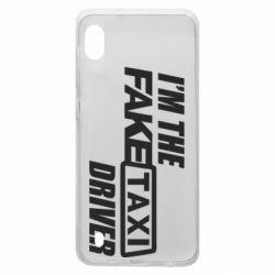 Чехол для Samsung A10 I'm the Fake Taxi Driver
